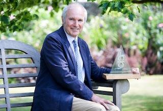 Sussex Heritage Trust Award winner Richard Pailthorpe
