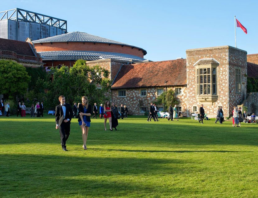 Glyndebourne tour with Sussex Heritage Trust