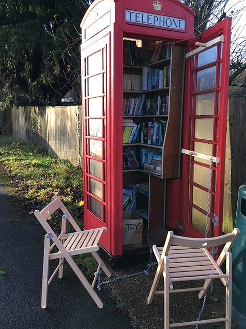 Brook Street phone box conversion3